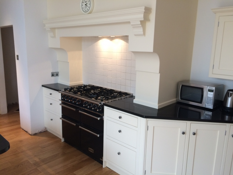 Bespoke kitchens hand painted kitchens and furniture for Bespoke kitchen cabinets uk