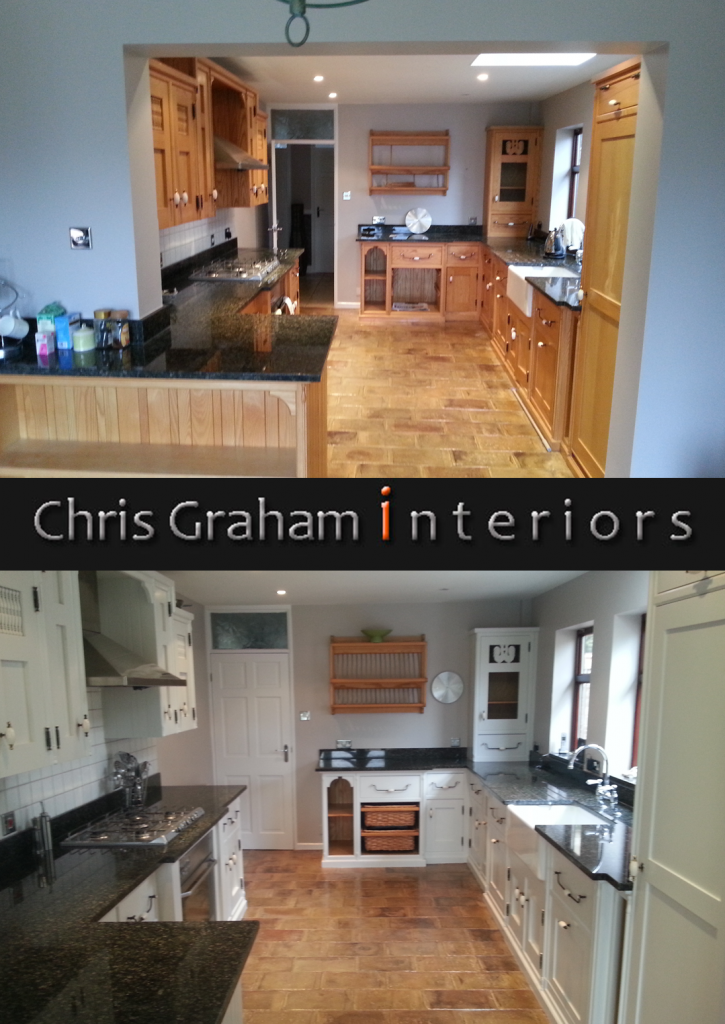 Painting Wooden Kitchens And Pricing Hand Painted Kitchens