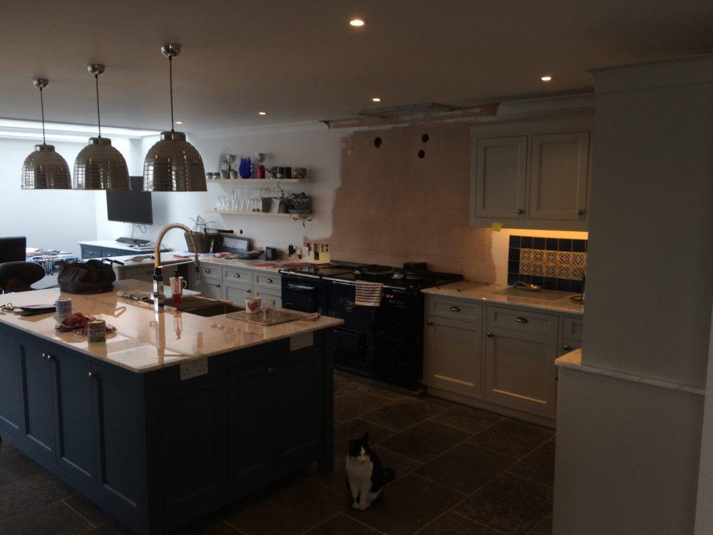 Kitchen cabinet painter buckingham buckinghamshire bucks for Buckingham kitchen cabinets