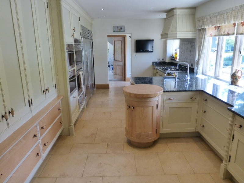 Mark Wilkinson Painted Kitchens