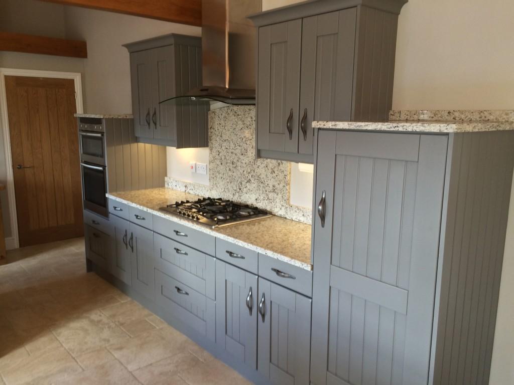 Kitchen cabinet painter Wellingborough Northamptonshire