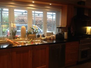Kitchen cabinet painter Great Amwell Hertford Hertfordshire