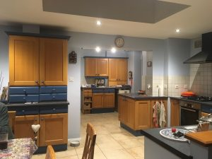 painting wooden kitchens Herts Beds Bucks Northants