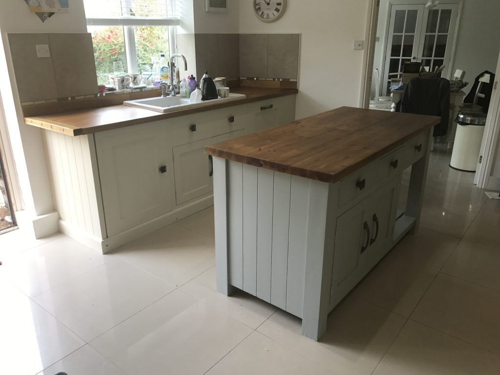 kitchen cabinet painter Dunstable Bedfordshire