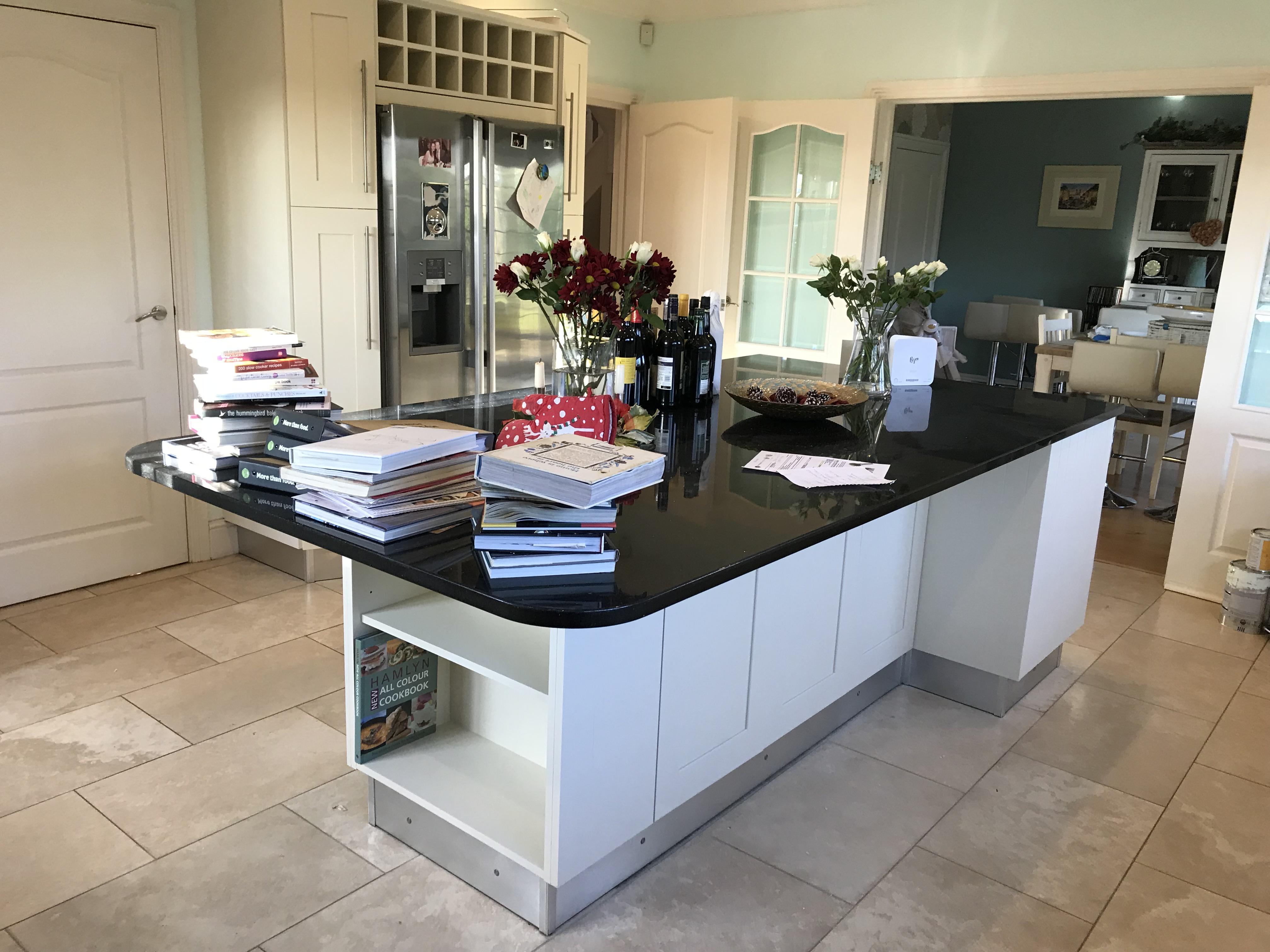 Kitchen cabinet painter Tring Hertfordshire